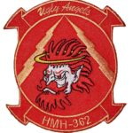 HMH-362 Ugly Angels Squadron Patch 3.75 inch