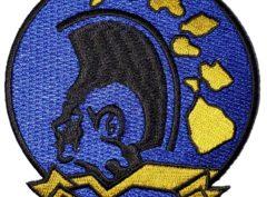 VC-1 Blue Aliis Squadron Patch