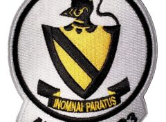 VA-23 Black Knights Squadron Patch
