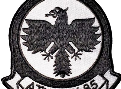 VA-85 Black Falcons Squadron Patch