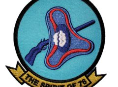 VA-76 Spirits Squadron Patch