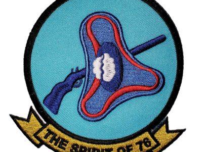 VA-76 Spirits Squadron Patch