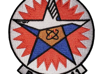 RVAH-11 Checkertails Squadron Patch