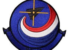 VC-12 Fighting Omars Squadron Patch