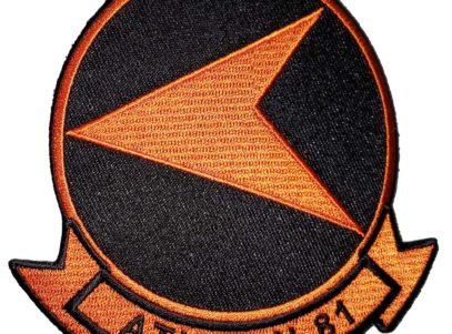 VA-81 Sunliners Squadron Patch