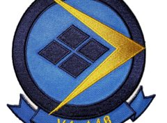 VA-146 Blue Diamonds Squadron Patch
