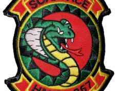 HMLA-367 Scarface Patch – Sew On