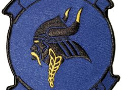 VMA (AW)-225 Vikings Squadron Patch