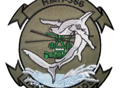 HMH-366 Hammerheads Patch – Sew On
