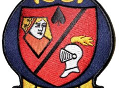 HMM-165 White Knights Patch –Sew On