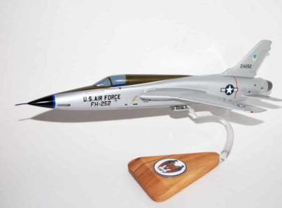 44th Tactical Fighter Squadron F-105D Thunderchief Model