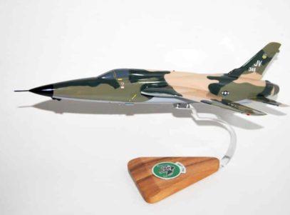 469th Tactical Fighter Squadron F-105F Thunderchief Model