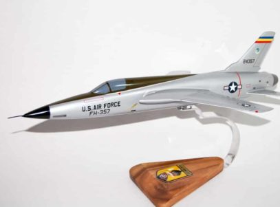 80th Tactical Fighter Squadron F-105D Thunderchief Model