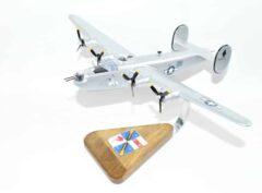 736th Bomb Squadron B-24 Model
