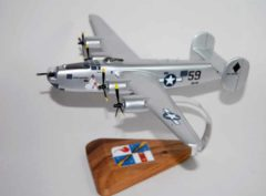 736th Bomb Squadron B-24 Model
