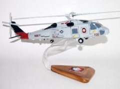 HSL-40 Airwolves SH-60b Model