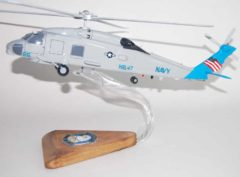 HSL-47 Saberhawks SH-60b Model