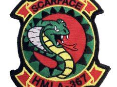 HMLA-367 Scarface v2 Patch – Sew On