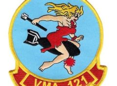 VMA-121 Patch – Sew On