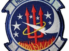 VMFA-321 Hell's Angel Squadron Patch - Sew On