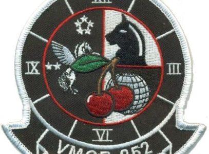 VMGR-252 Cherry Patch – Sew On