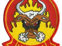 VMM-261 Raging Patch- Sew On
