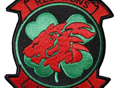 VMM-363 Red Lions Patch –Sew On