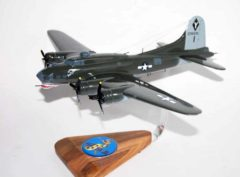 346th Bomb Squadron, 99th Bomb Group '2nd Patches' B-17G Model
