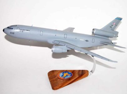 76th Air Refueling Squadron KC-10 Extender Model