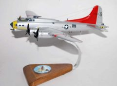 7th Bomb Squadron, 34th Bomb Group 'False Courage' B-17G Model