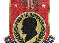 USS Forrestal CV-59 Patch – Sew On