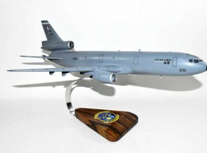 70th Air Refueling Squadron KC-10 Extender Model