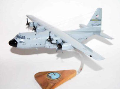120th Airlift Wing Vigilantes C-130h Model