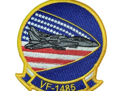 VF-1485 Fubijars Squadron Patch- Sew On