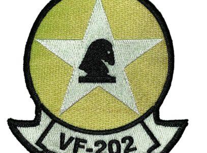 VF-202 Superheats Squadron Patch- Sew On