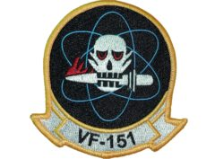 VF-151 Vigilantes Squadron Patch – Sew On