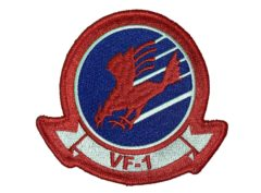 VF-1 Top Gun Squadron Patch – Sew On