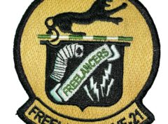 VF-21 Freelancers Squadron Patch – Sew On