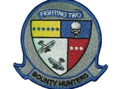 VF-2 / VFA-2 Bounty Hunters Squadron Patch – Sew On