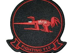 VF-114 Aardvarks Patch – Sew on