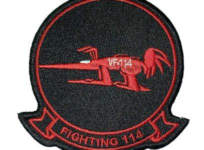 VF-114 Aardvarks Patch – Sew on