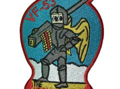 VF-53 Iron Angels Squadron Patch – Sew on