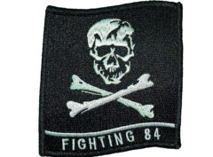 VF-84 Jolly Rogers Squadron Patch – Sew on