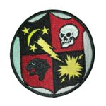 VF(AW)-3 Blue Nemesis Squadron Patch – Sew on