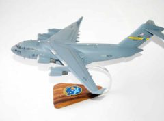 14th Airlift Squadron Pelicans (Charleston AFB) C-17 Model