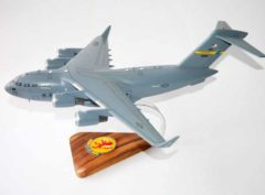 16th Airlift Squadron (Charleston) C-17 Model