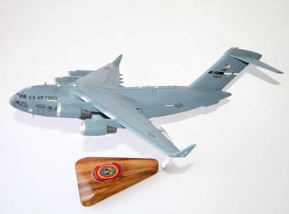 21st Airlift Squadron Beeliners (Travis AFB) C-17 Model