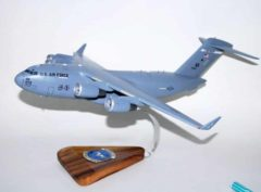 249th Airlift Squadron Alaska ANG C-17 Model