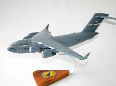 301st Airlift Squadron (Travis) C-17 Model