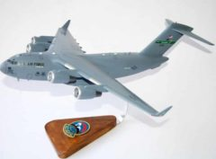 313th Airlift Squadron (McChord) C-17 Model